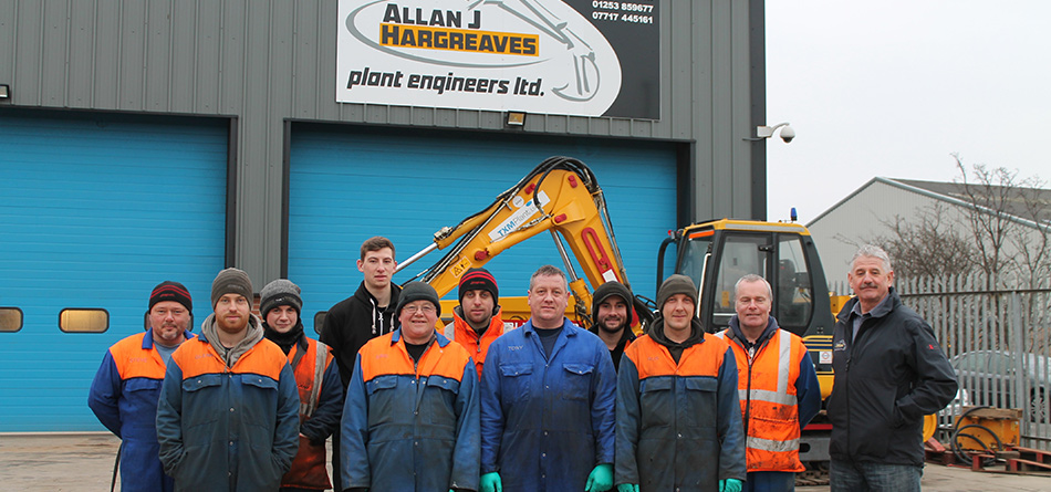Training firmly on track at Thornton engineering firm || Lancashire Skills Hub
