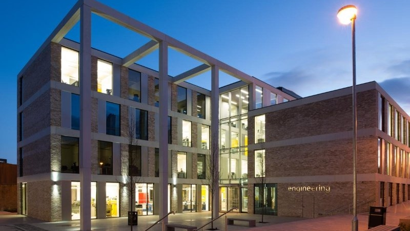 Lancaster University - Engineering Building