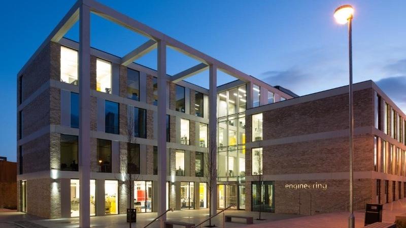 Lancaster University - Engineering Building