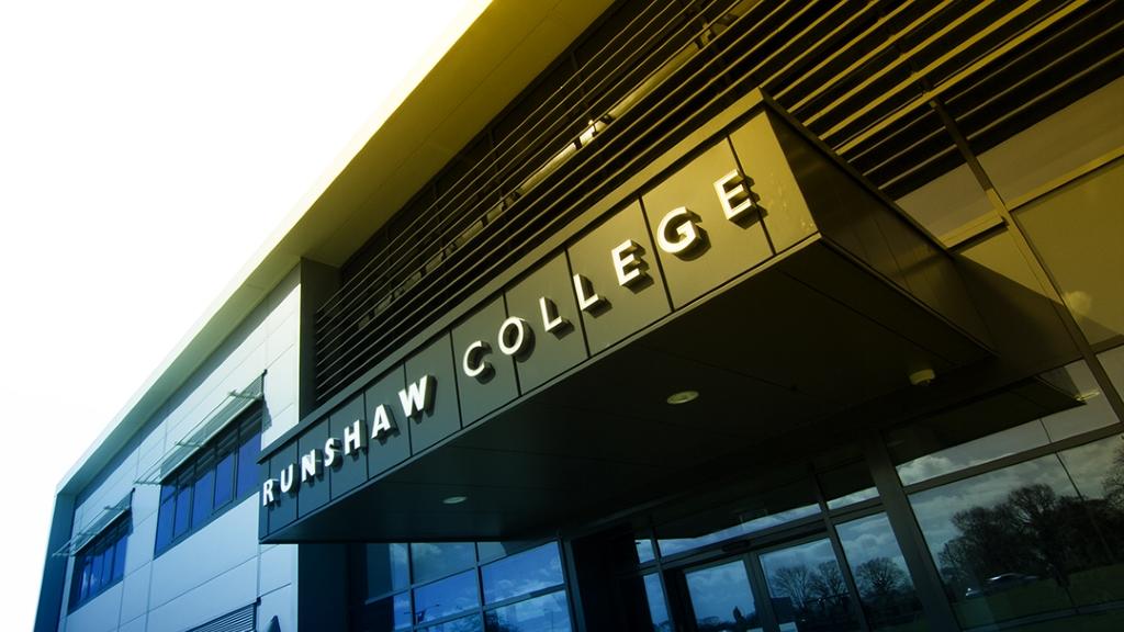 1. SEIC, Runshaw College