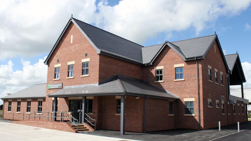 FFIT Centre Main Building