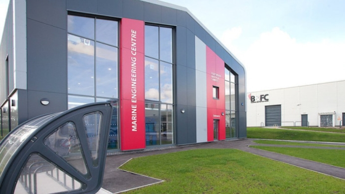 Fleetwood - Marine Engineering Centre 2