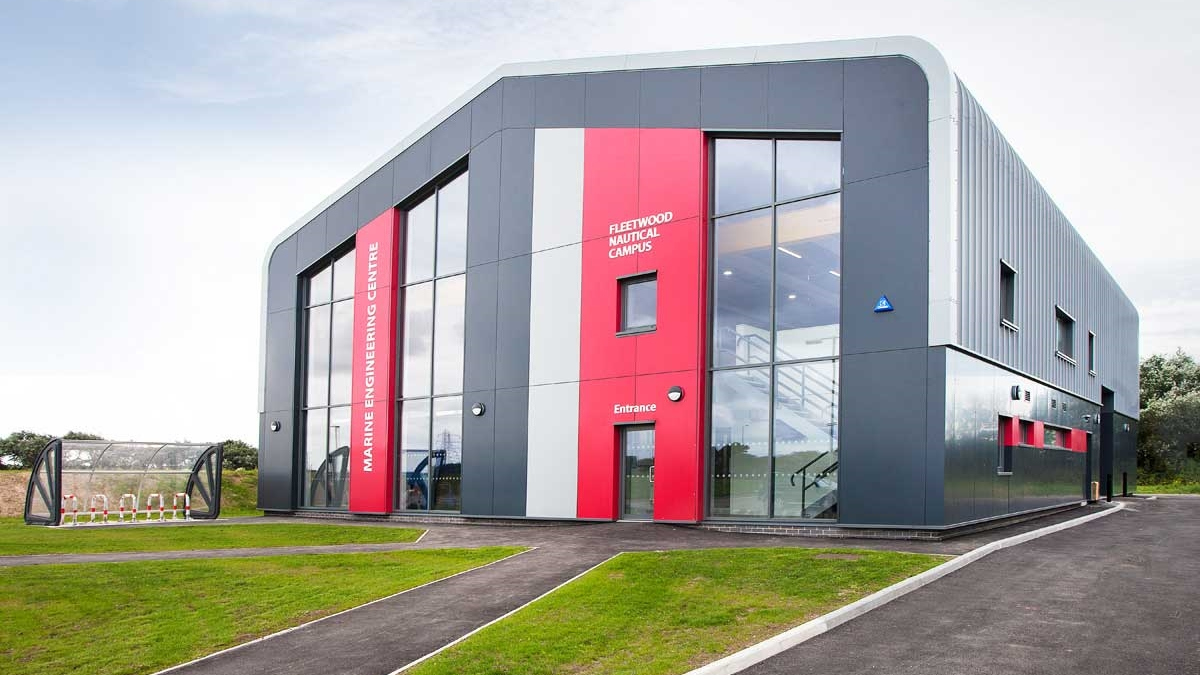 Fleetwood - Marine Engineering Centre